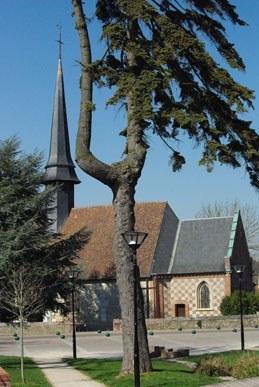 Église Saint Sébastien de Morsent