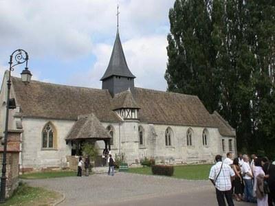 Église de Pinterville - Eure
