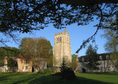 Abbaye du Bec Hellouin - Eure