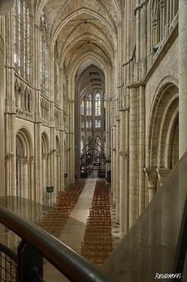 Cathédrale d'Évreux - Eure - Photo Roubinoff