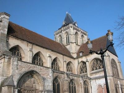 Église St Taurin - Évreux - Eure