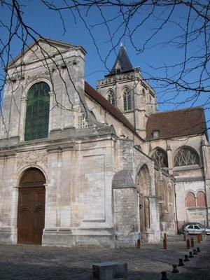 Église St Taurin - Evreux - Eure