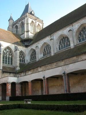 Église St Taurin - Cloître - Evreux - Eure