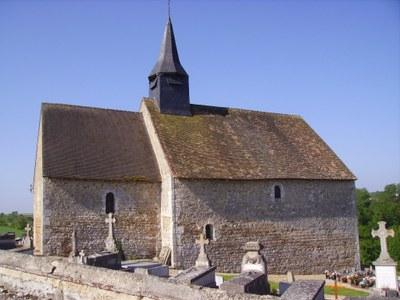 Église de l'Eure - Photo Roubinoff