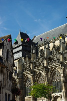 Église de Pont de l'Arche - Eure - Photo FdP