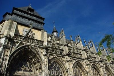 Église de Pont de l'Arche - Eure