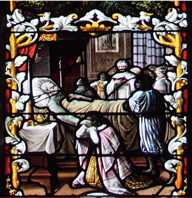 v1.P.Laval mort